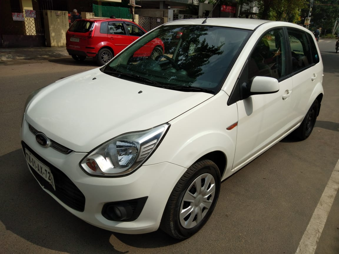 2014 Used Ford Figo ZXI DURATORQ 1.4