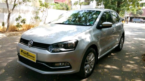 2014 Used Volkswagen Polo HIGHLINE1.2L DIESEL