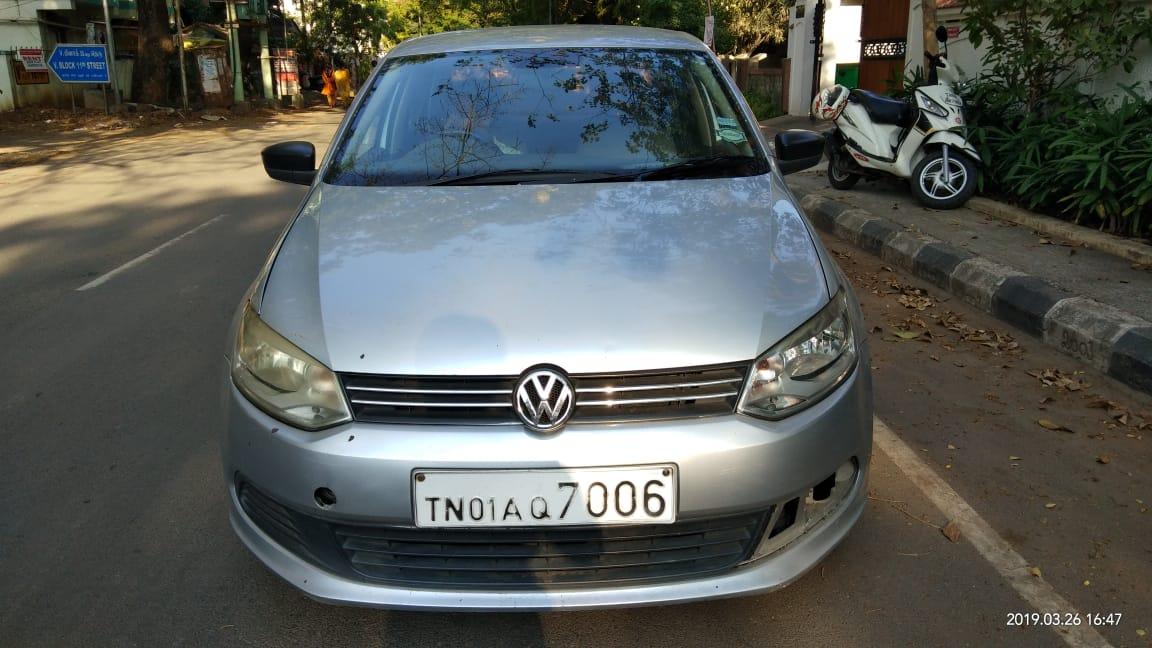 2011 Used Volkswagen Vento TRENDLINE PETROL