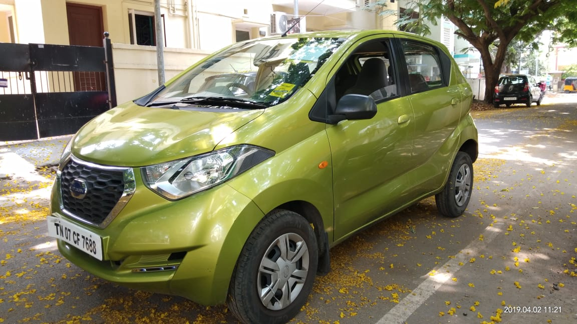 2016 Used Datsun Go STYLE EDITION