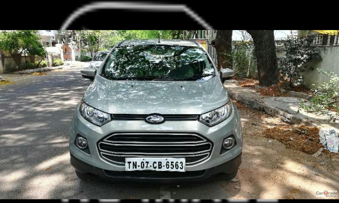 2014 Used Ford Ecosport TREND 1.5 TDCI