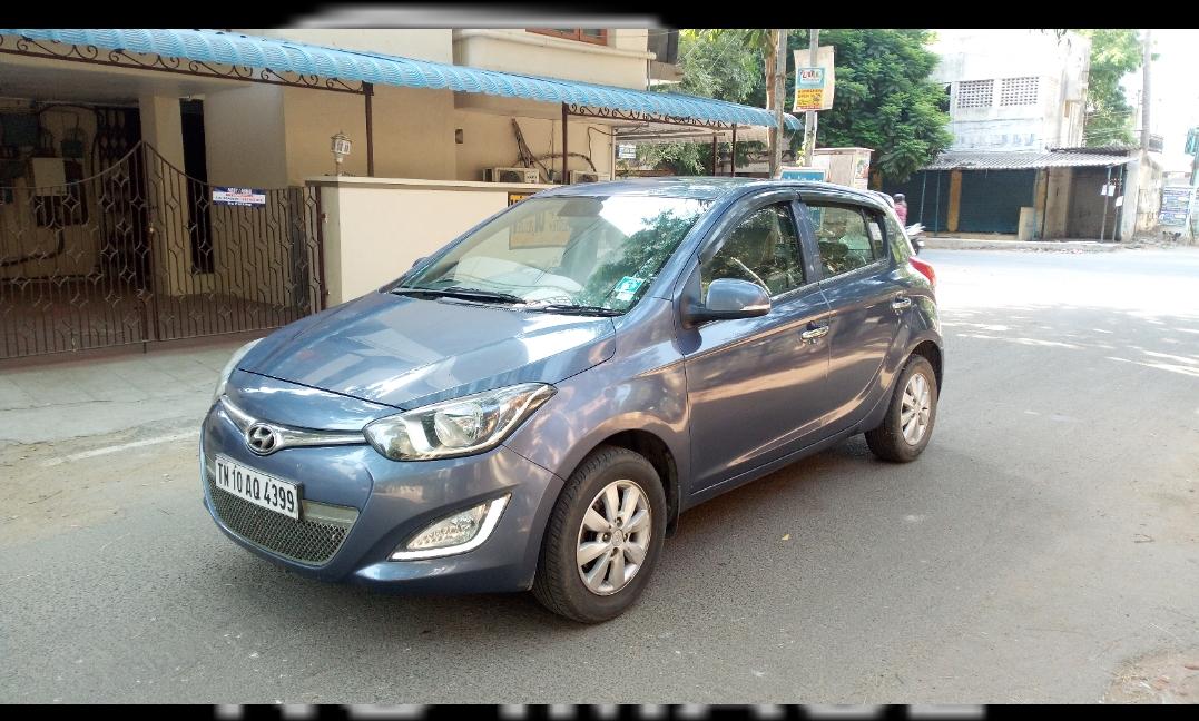 2014 Used Hyundai I20 ASTA 1.2