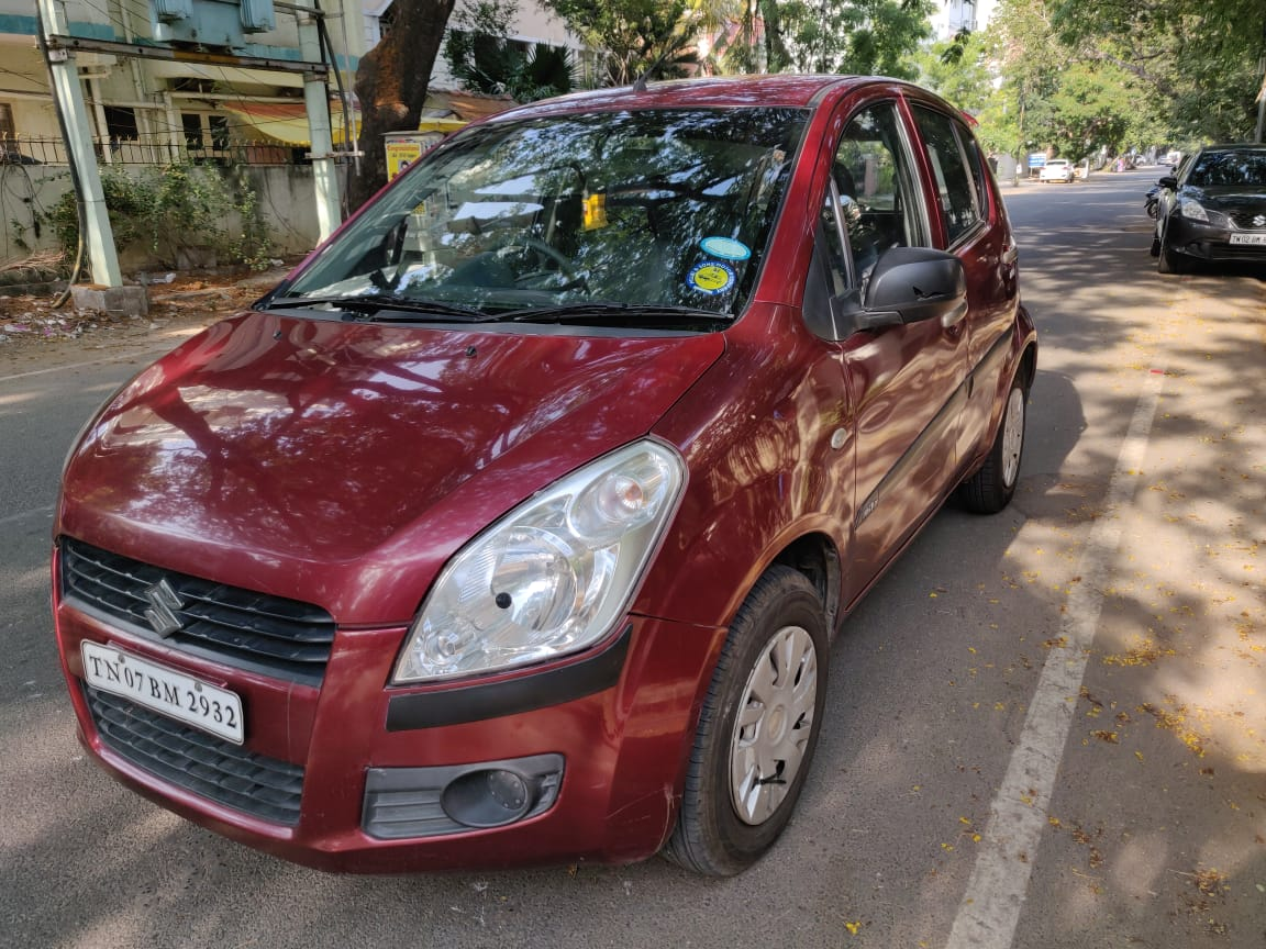 Maruti Suzuki Ritz Lxi Bs Iv - Mahindra First Choice