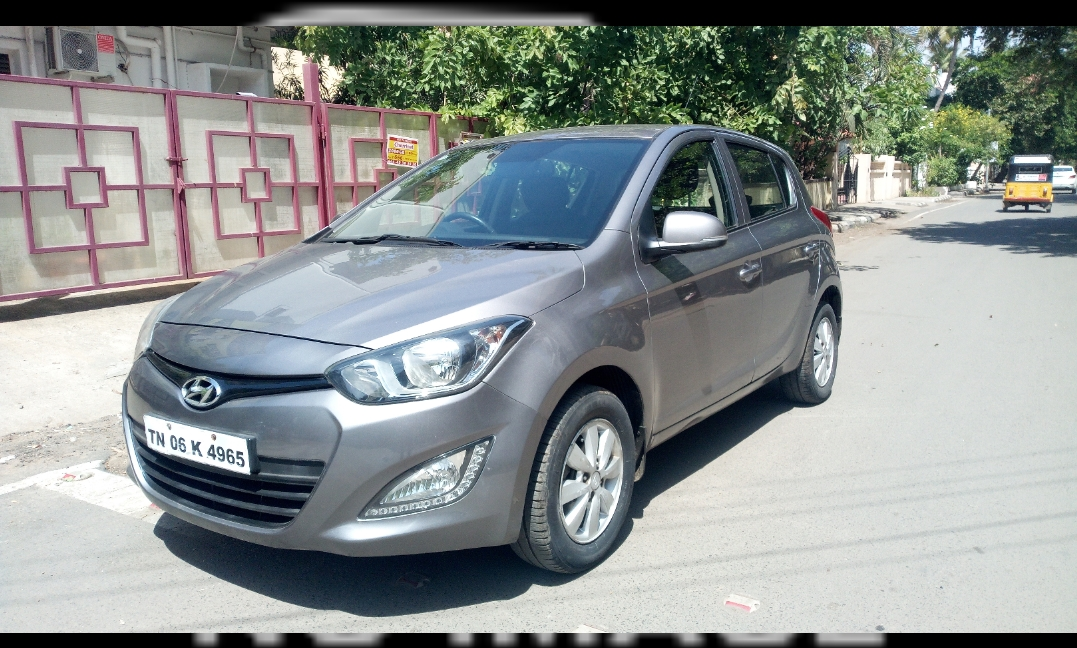 2013 Used Hyundai I20 SPORTZ AT 1.4