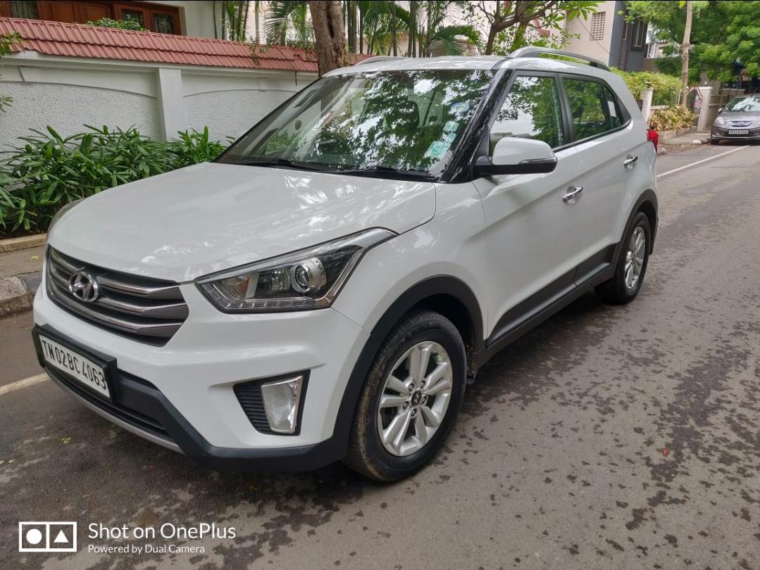 2015 Used Hyundai Creta 1.6 CRDI SX OPTION