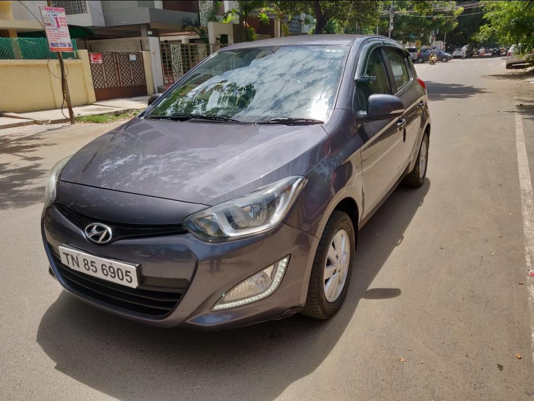 2014 Used Hyundai I20 SPORTZ 1.2 BS IV