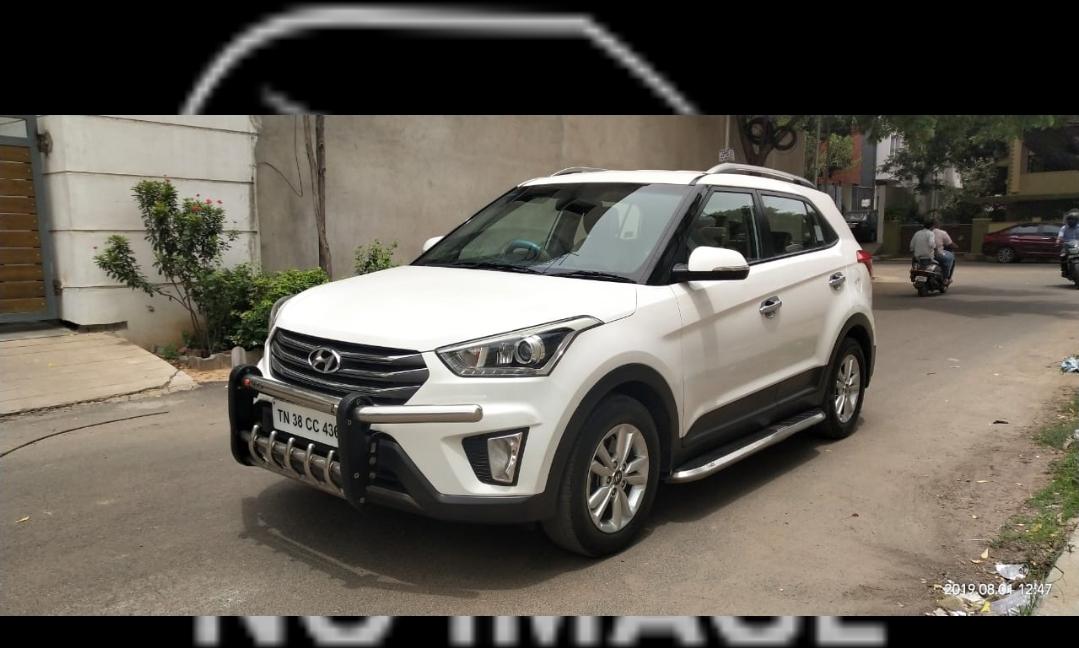 2015 Used Hyundai Creta 1.6 CRDI AT SX PLUS