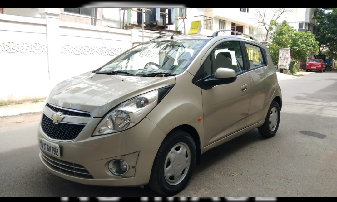 2011 Used CHEVROLET BEAT LT DIESEL