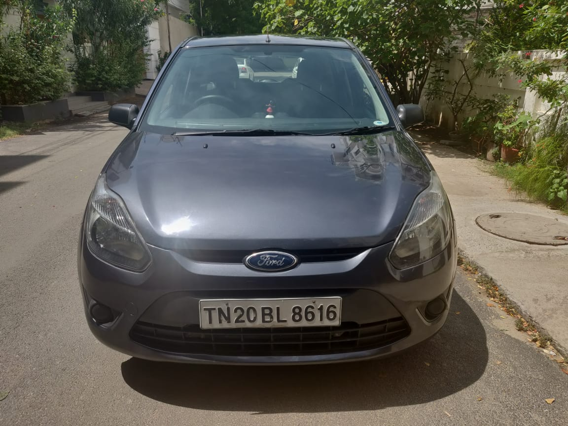 2011 Used FORD FIGO LXI DURATEC 1.2