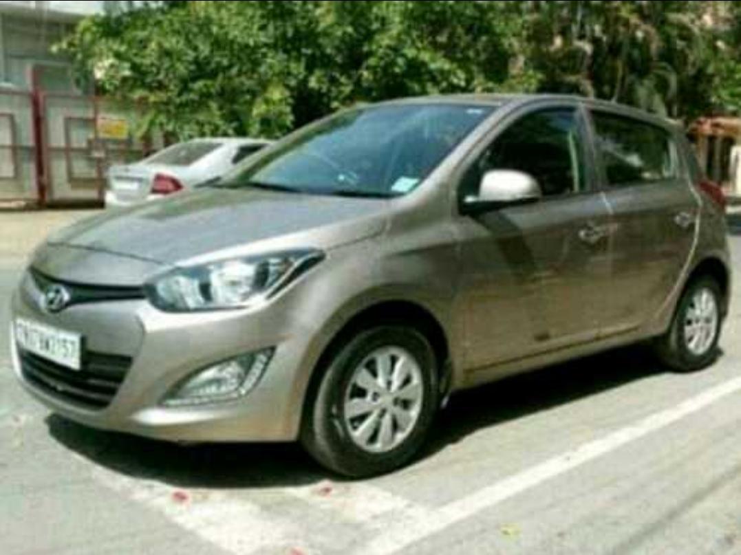 2013 Used Hyundai I20 ASTA 1.4 CRDI
