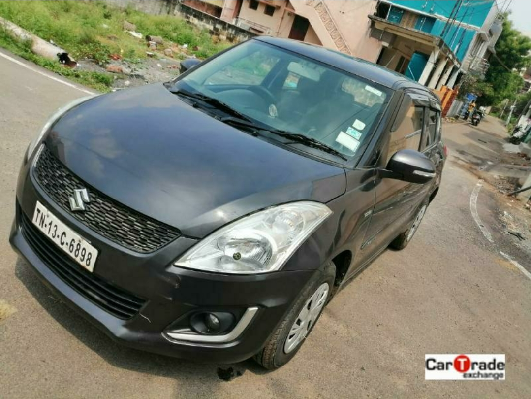 2015 Used Maruti Suzuki Swift VDI ABS