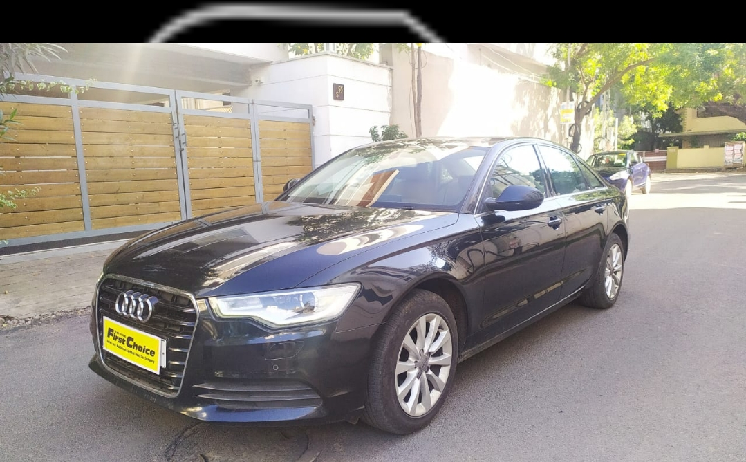 2012 Used Audi A6 2.0 TDI PREMIUM PLUS