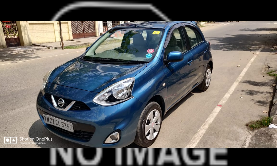 2013 Used NISSAN MICRA XL O