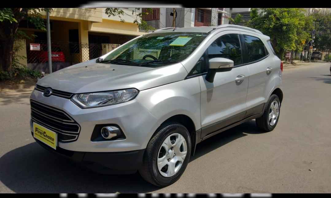 2016 Used Ford Ecosport TREND 1.5 TDCI