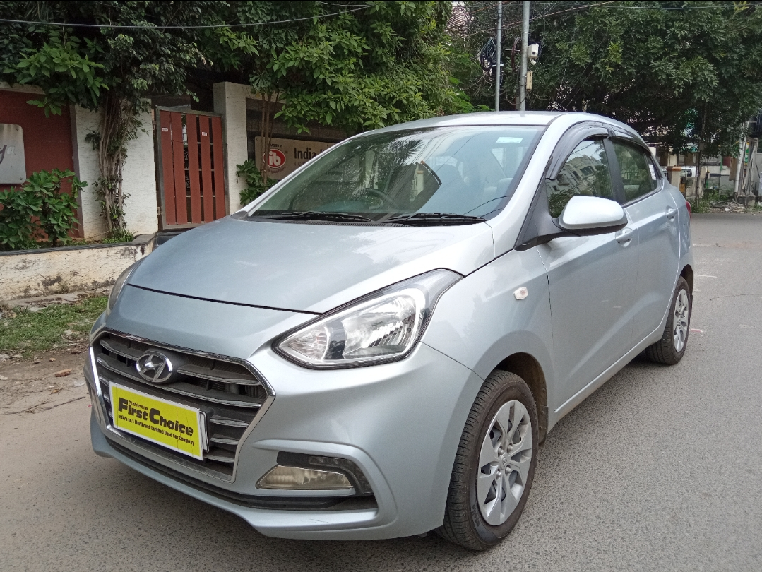 2019 Used Hyundai Xcent BASE 1.1 CRDI