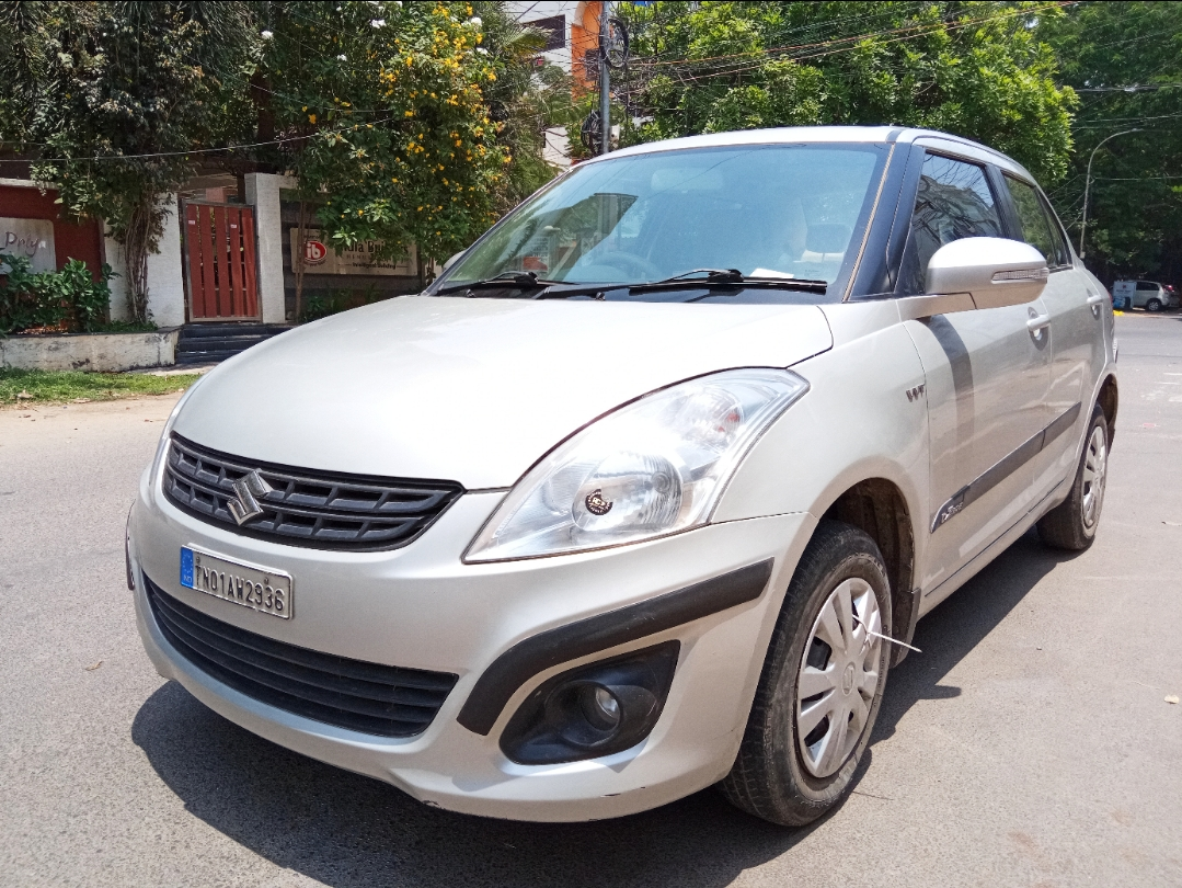 2014 Used Maruti Suzuki Swift Dzire VXI