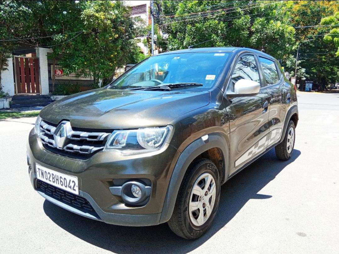 2017 Used Renault Kwid 1.0 RXT AMT O