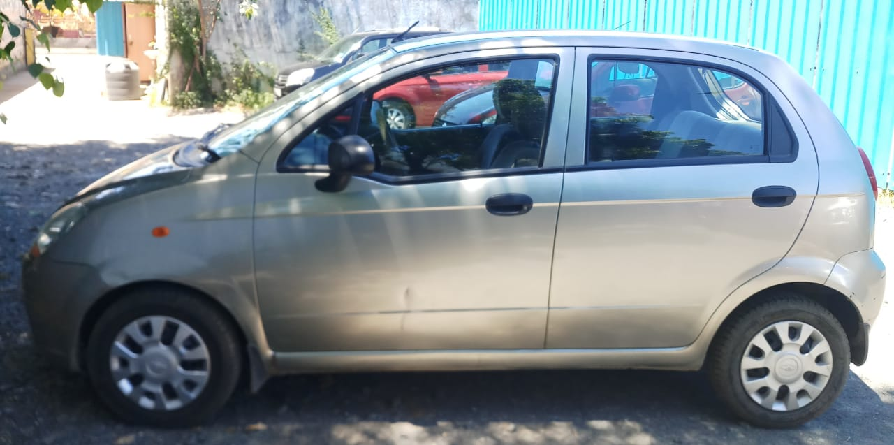2008 Used Chevrolet Spark LS 1.0