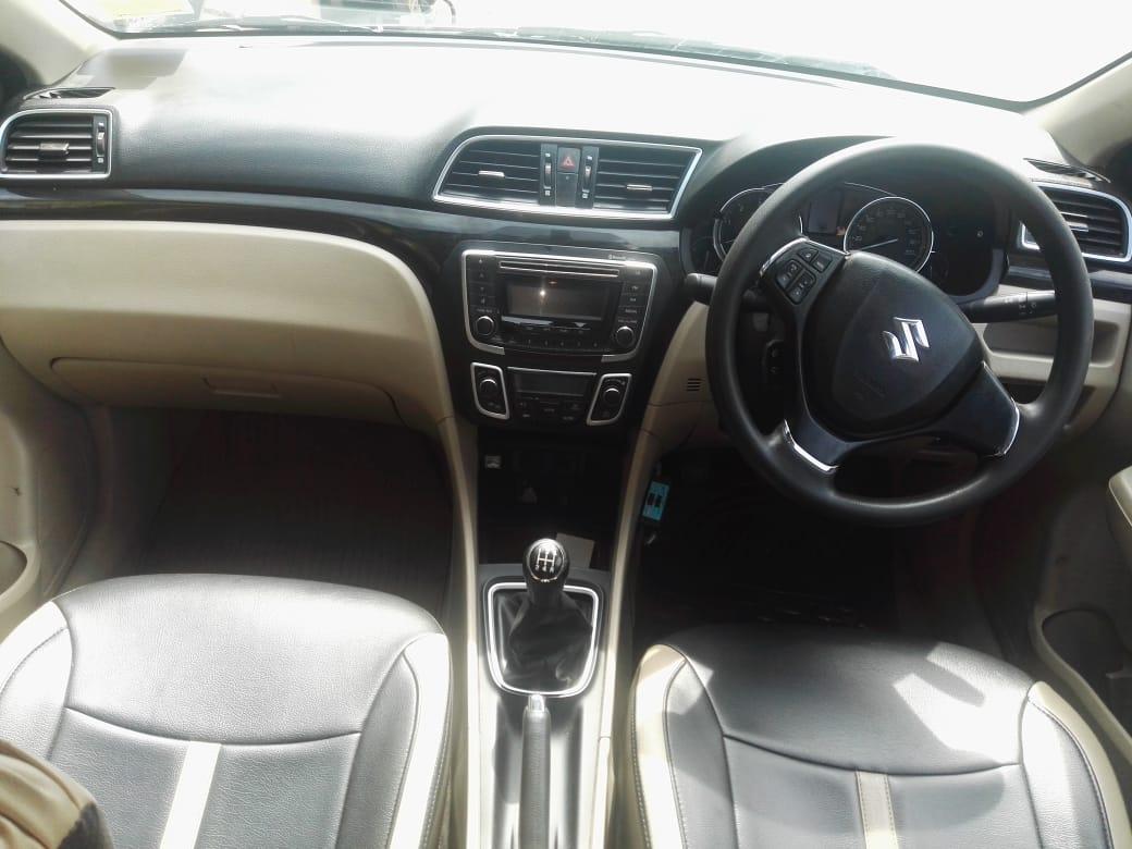 2014 Used Maruti Suzuki Ciaz VDI PLUS MT SHVS