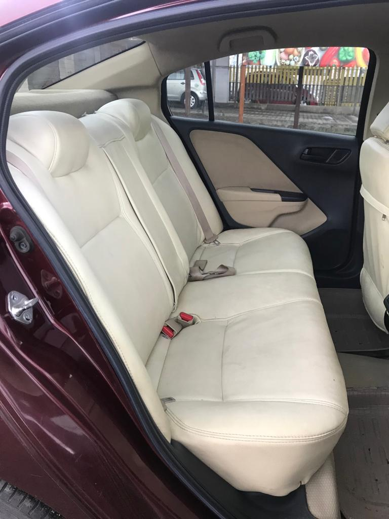 2014 Used Honda City 1.5 V AT SUN ROOF