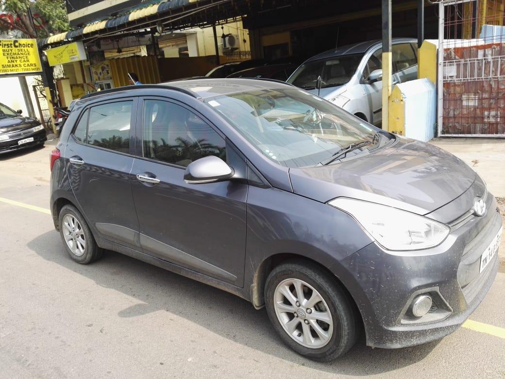 Hyundai Grand I10 Magna 1 2 Kappa Vtvt Mahindra First Choice