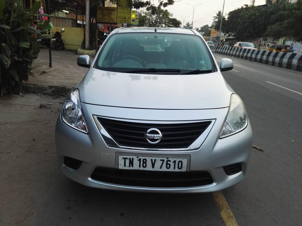 2013 Used Nissan Sunny XL DIESEL