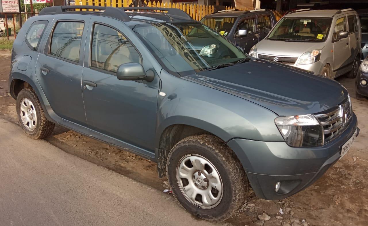 2015 Used Renault Duster RXL DIESEL 110