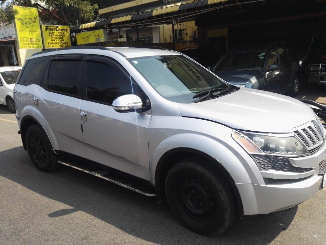2014 Used Mahindra Xuv500 W6