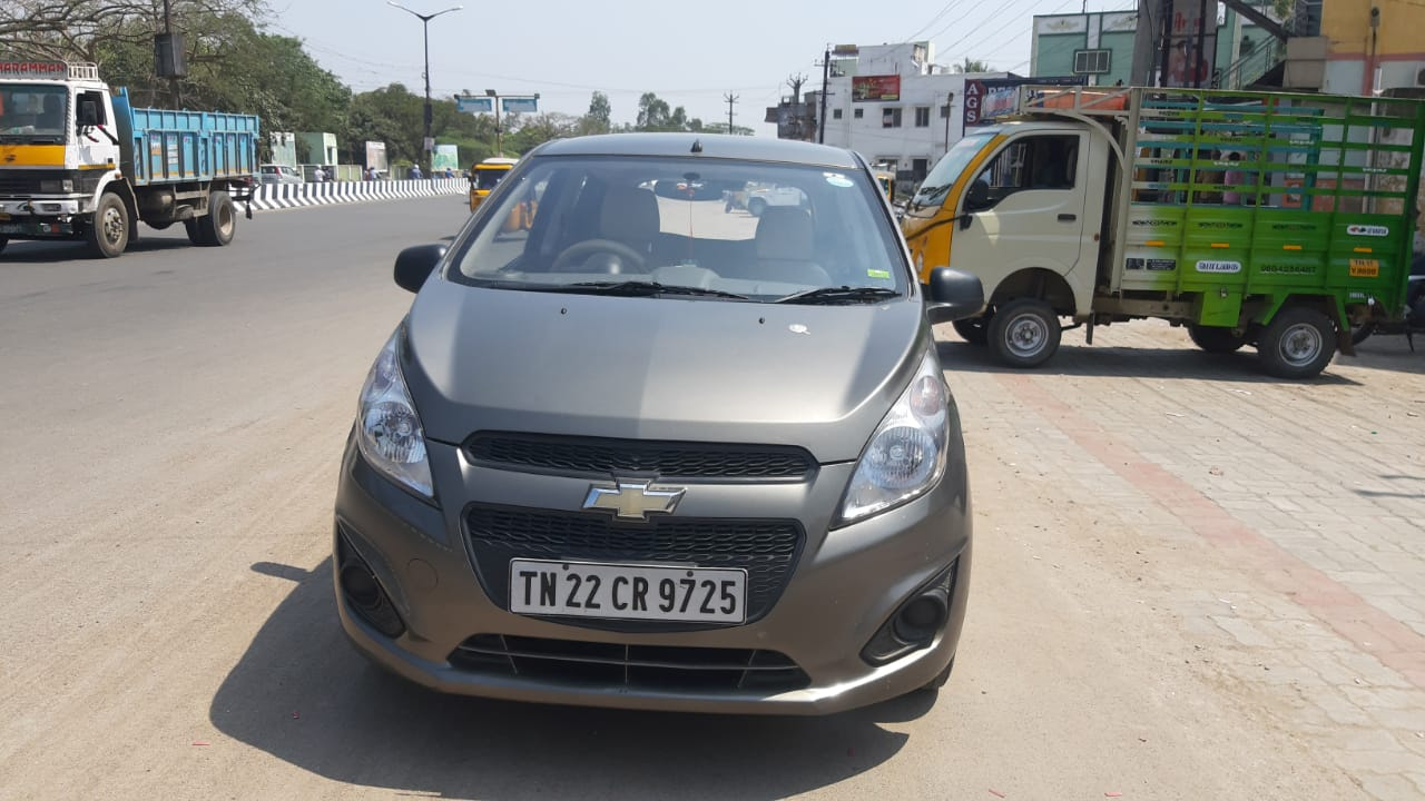 2014 Used Chevrolet Beat PS PETROL