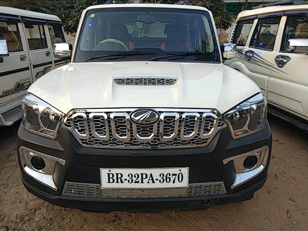 2018 Used Mahindra Scorpio S3 2WD