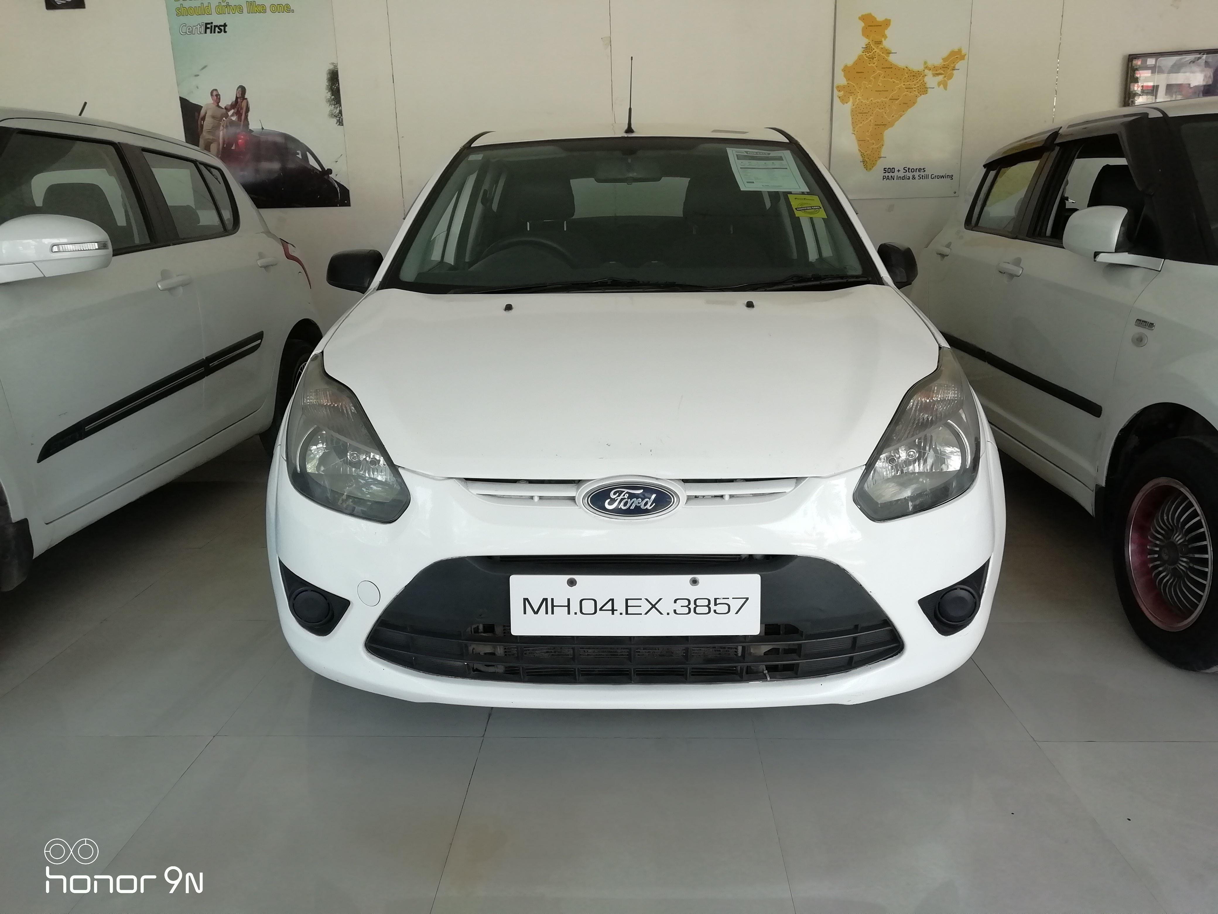 2011 Used Ford Figo EXI DURATORQ 1.4