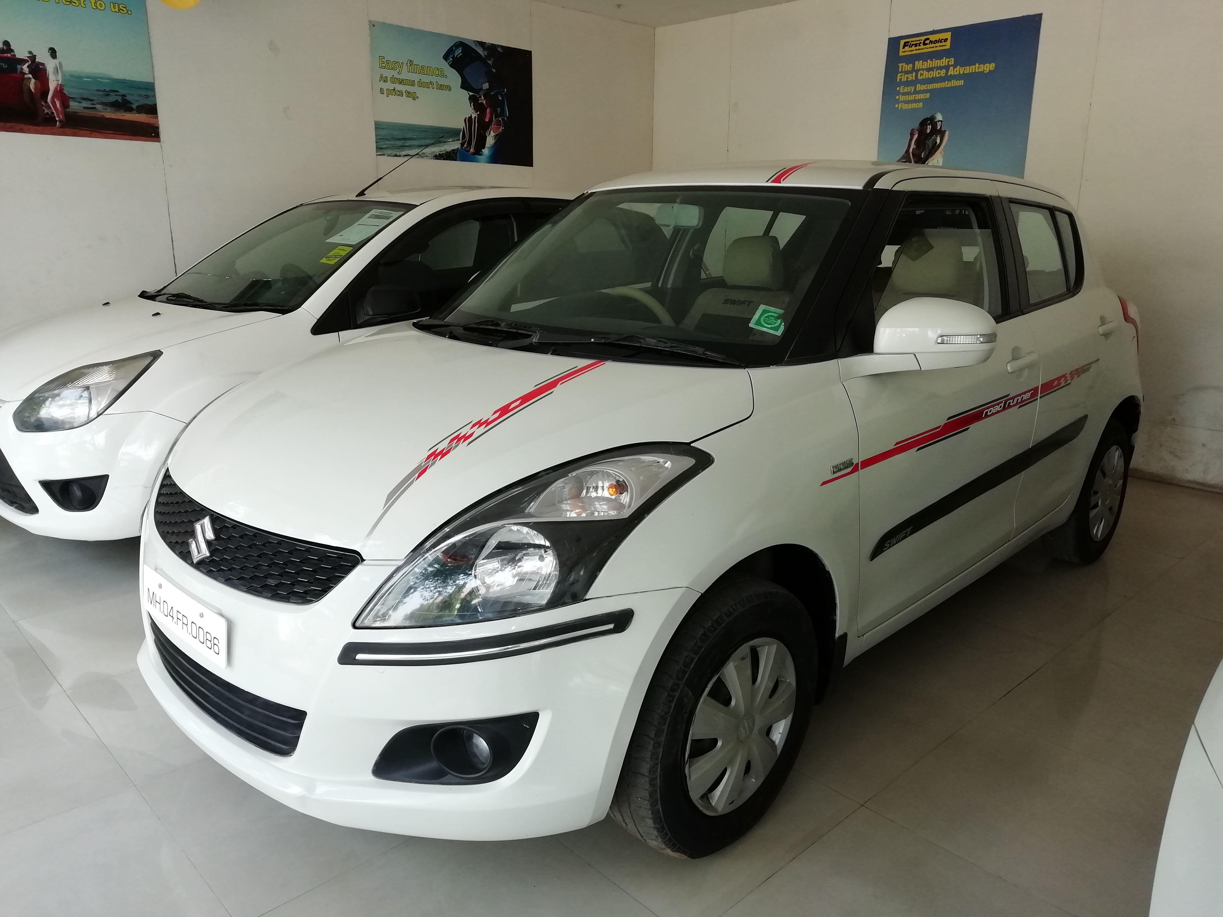 2012 Used Maruti Suzuki Swift VDI