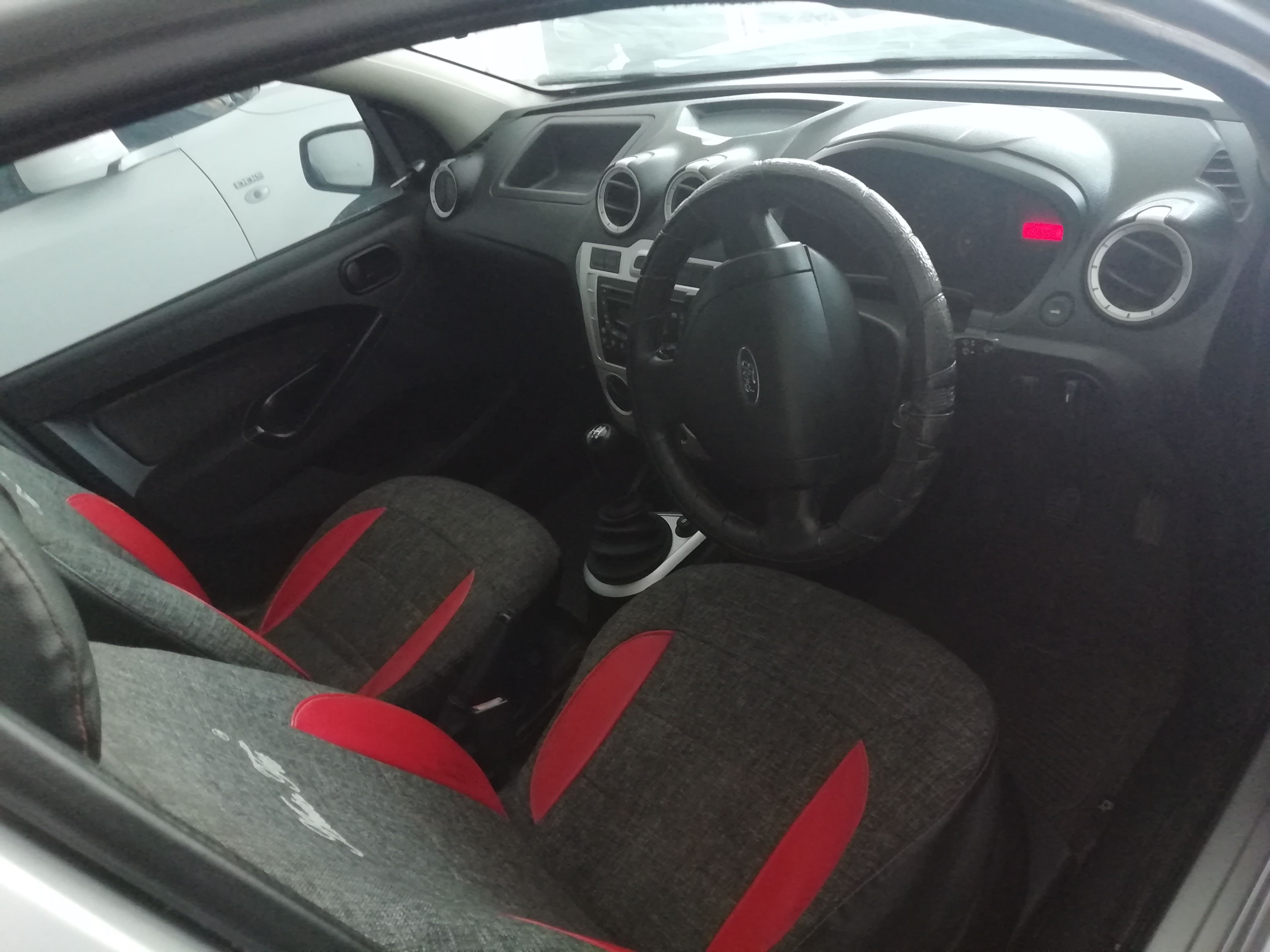 2010 Used Ford Figo EXI DURATORQ 1.4