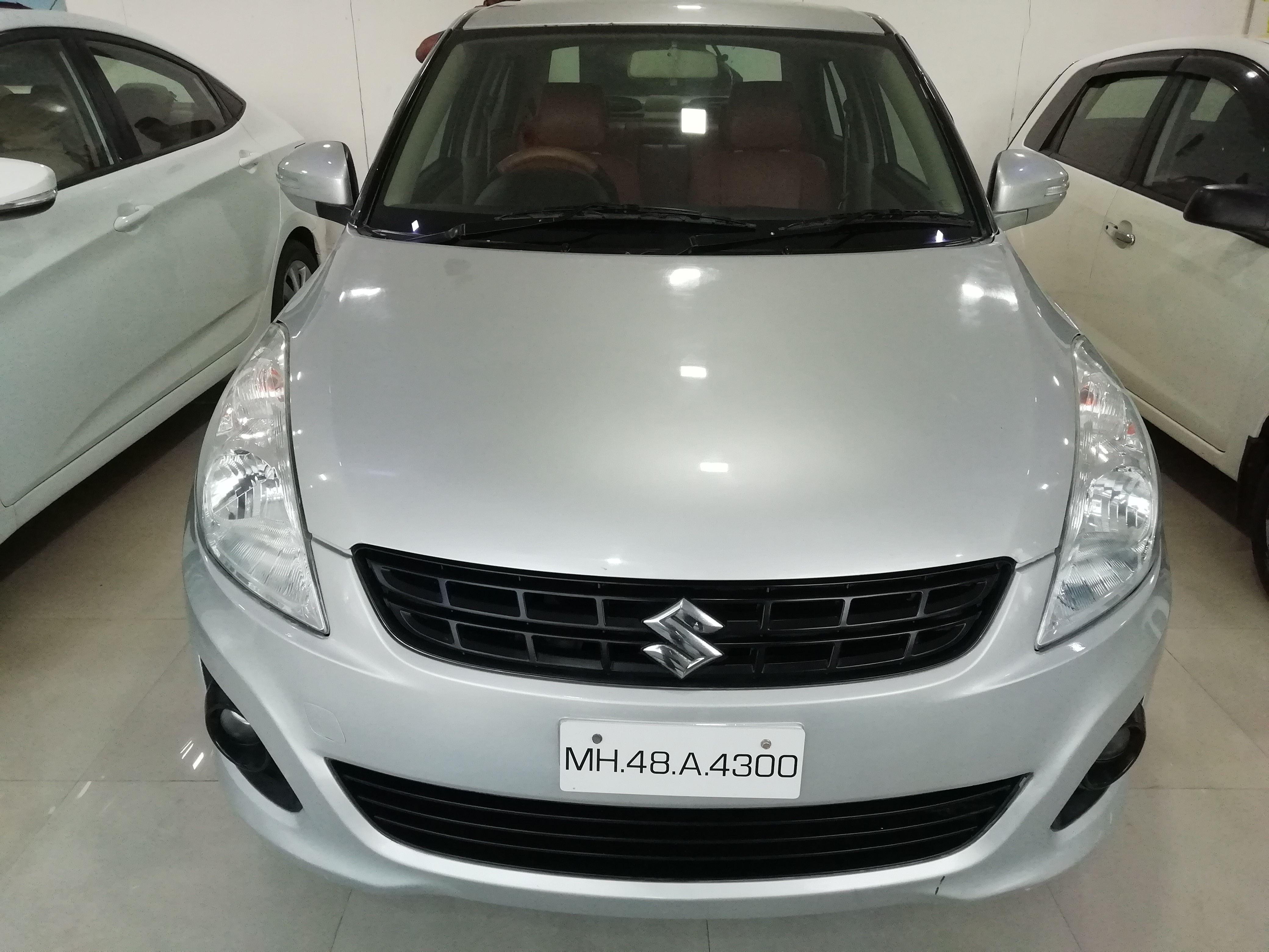 2012 Used Maruti Suzuki Swift Dzire VDI BS IV