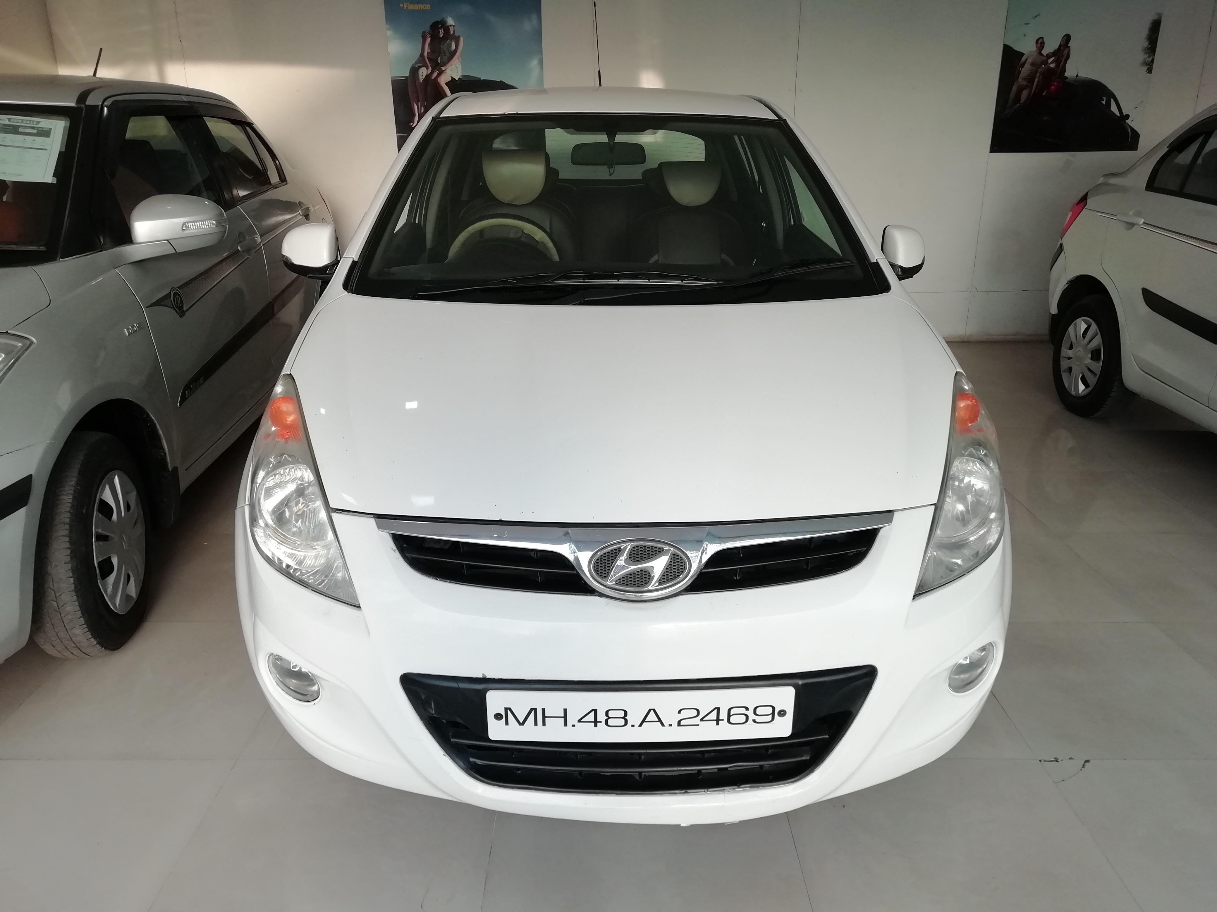 2011 Used Hyundai I20 SPORTZ 1.2 BS IV