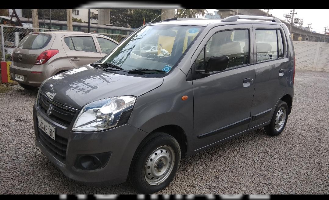 2013 Used Maruti Suzuki Wagon R 1.0 LXI