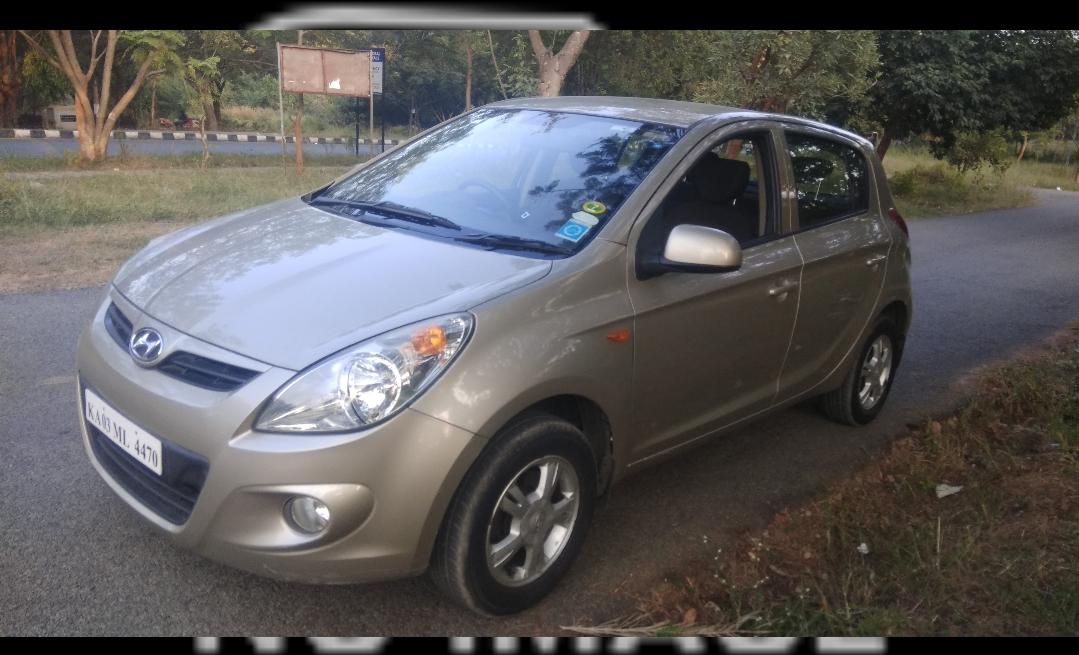 2009 Used Hyundai I20 ASTA 1.2