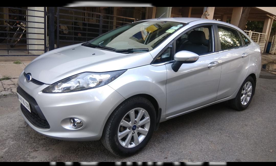 2012 Used Ford Fiesta TITANIUM PLUS PETROL