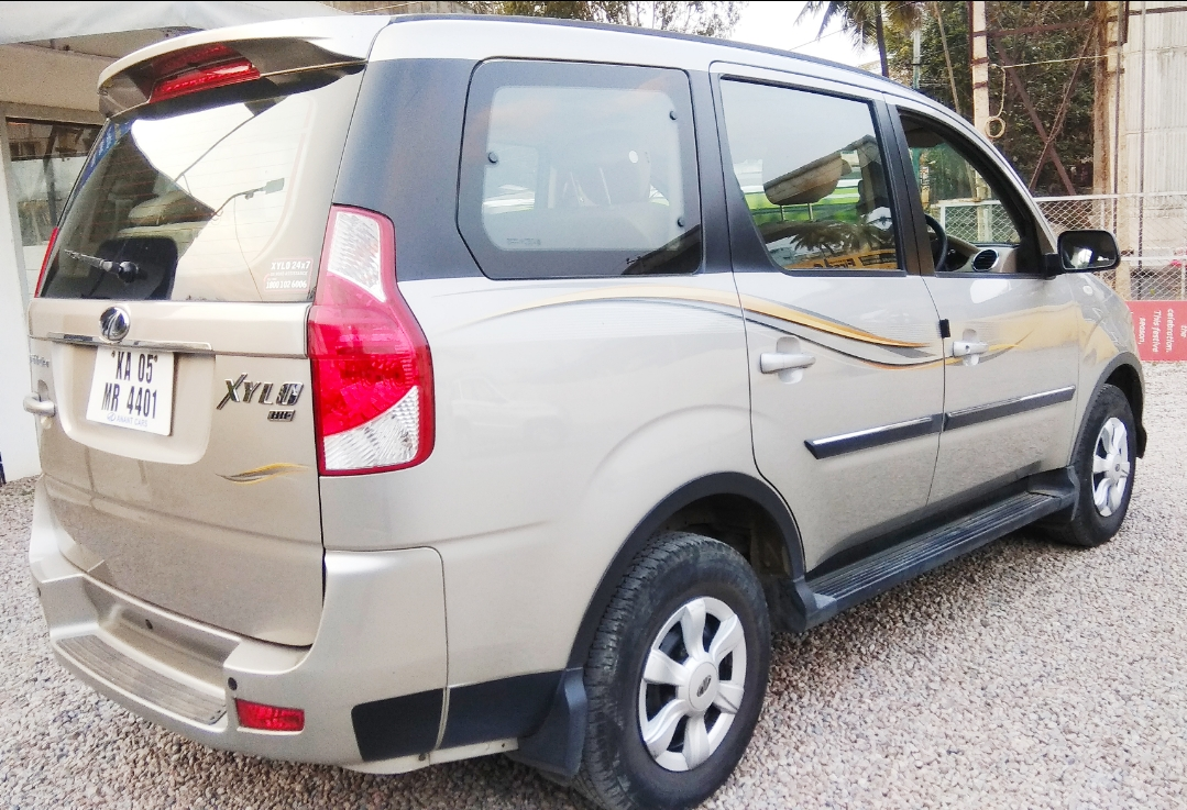 2015 Used MAHINDRA XYLO H8 ABS BS IV