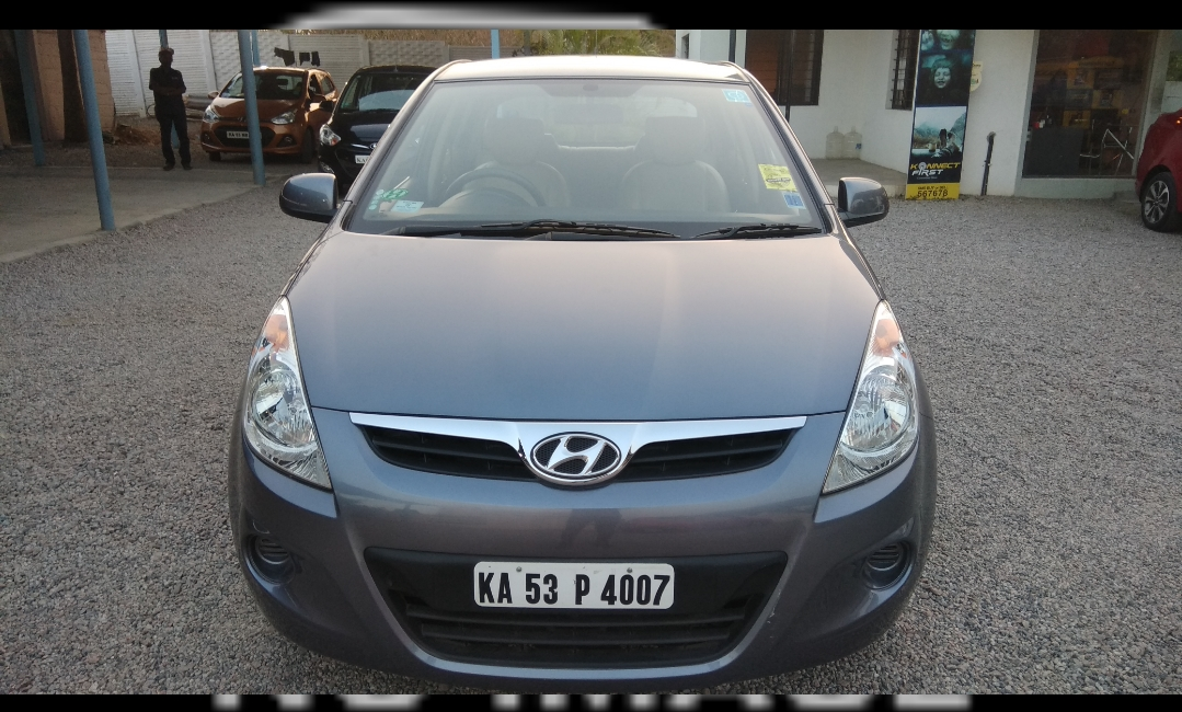 2010 Used Hyundai I20 MAGNA O 1.2