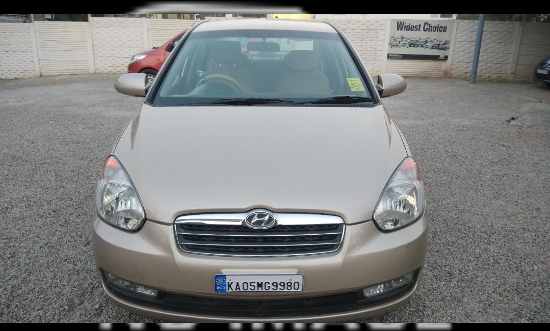 2009 Used Hyundai Verna XI
