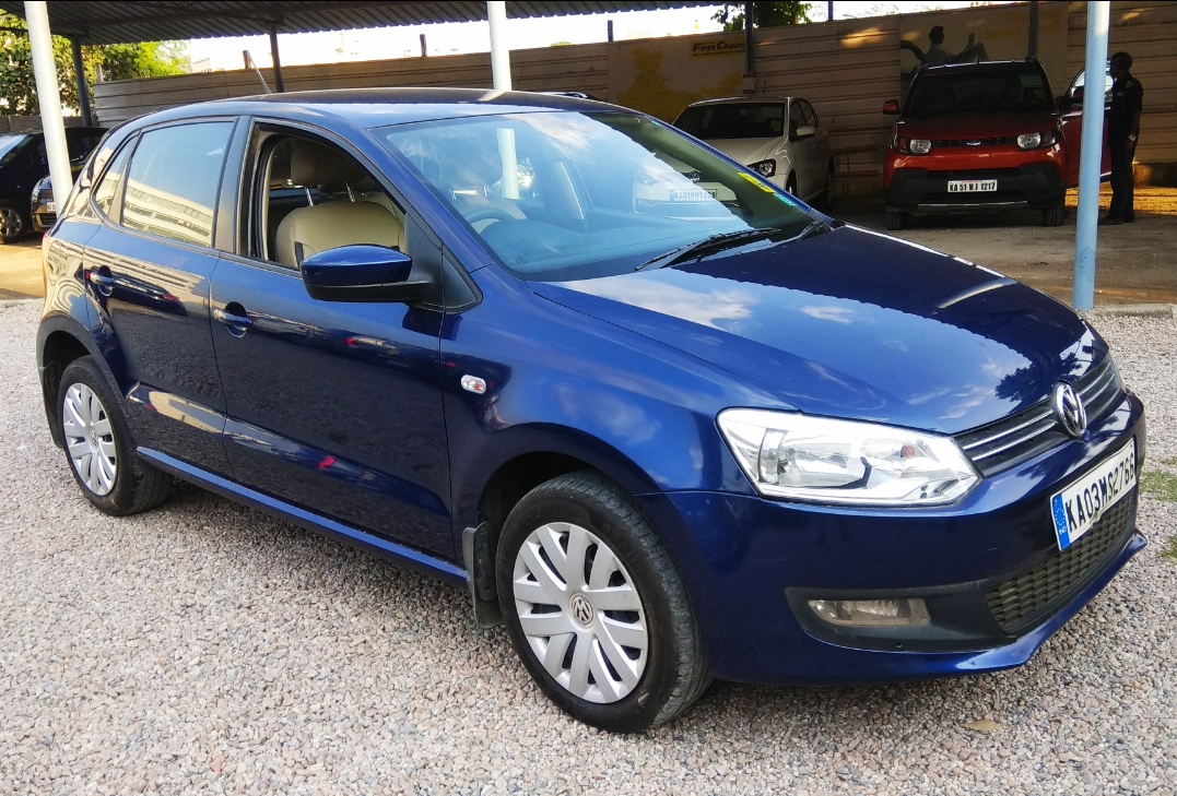 2013 Used VOLKSWAGEN POLO COMFORTLINE 1.2L PETROL