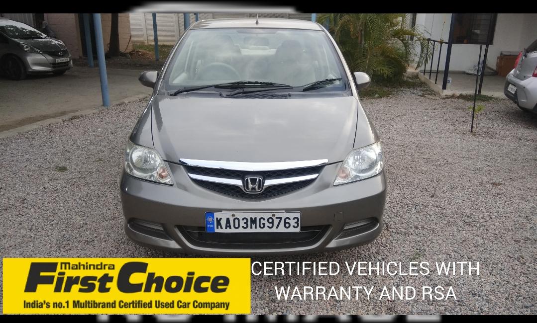 2007 Used Honda City Zx CVT