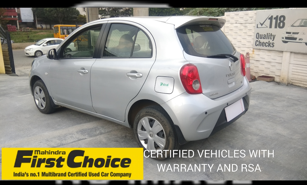 2014 Used RENAULT PULSE RX Z PETROL