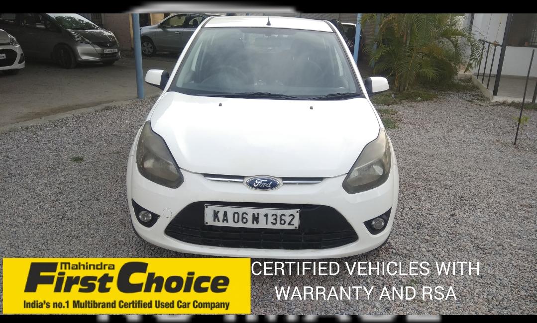 2011 Used Ford Figo ZXI DURATORQ 1.4