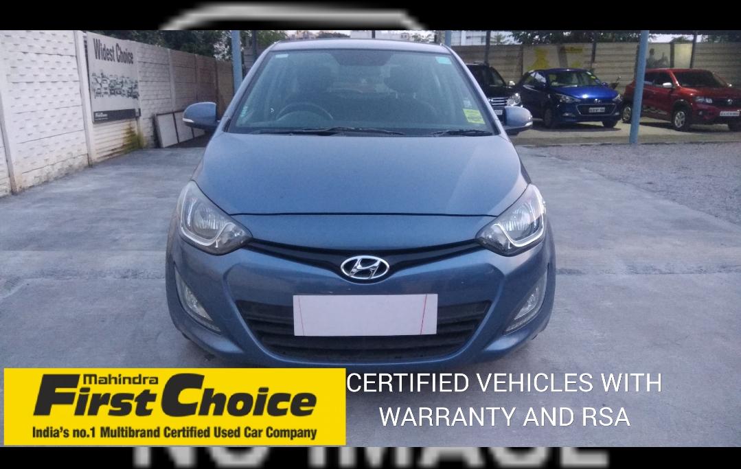2013 Used Hyundai I20 ASTA 1.2