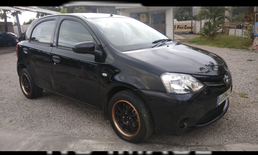 2013 Used Toyota Etios Liva GD SP