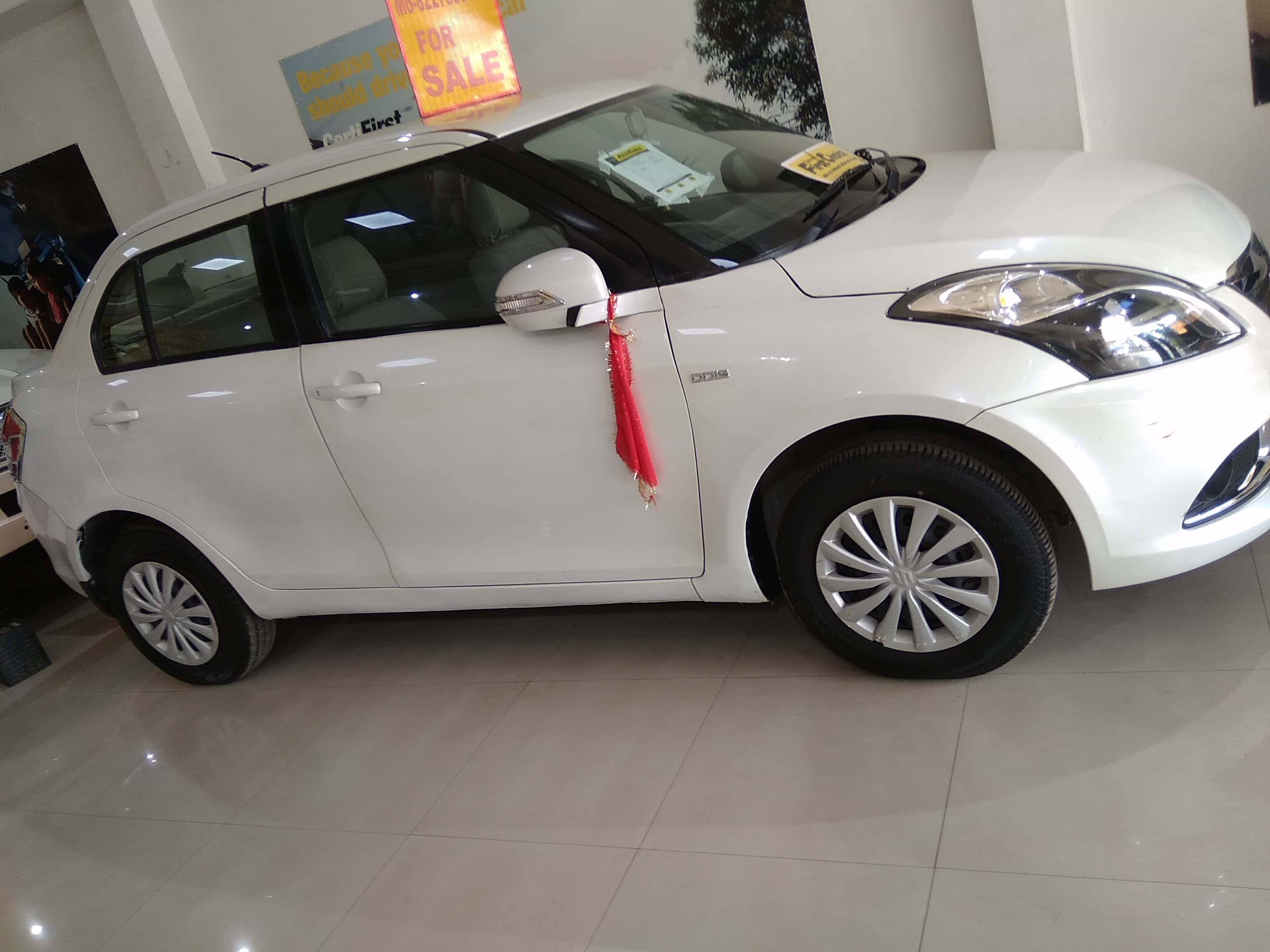 Used Maruti Suzuki Swift Dzire In Hajipur Mahindra First Choice