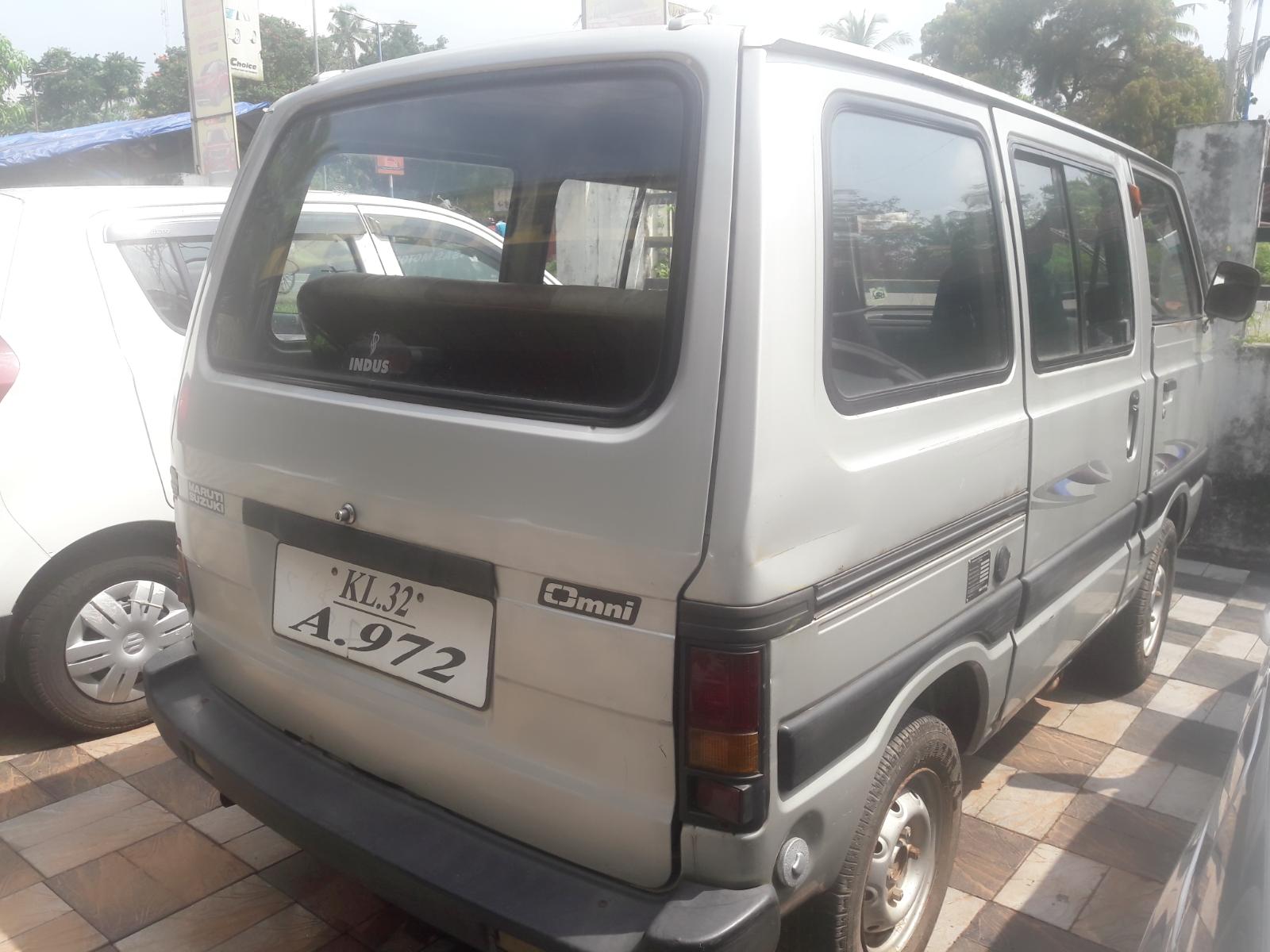 2007 Used Maruti Suzuki Omni LPG BS III
