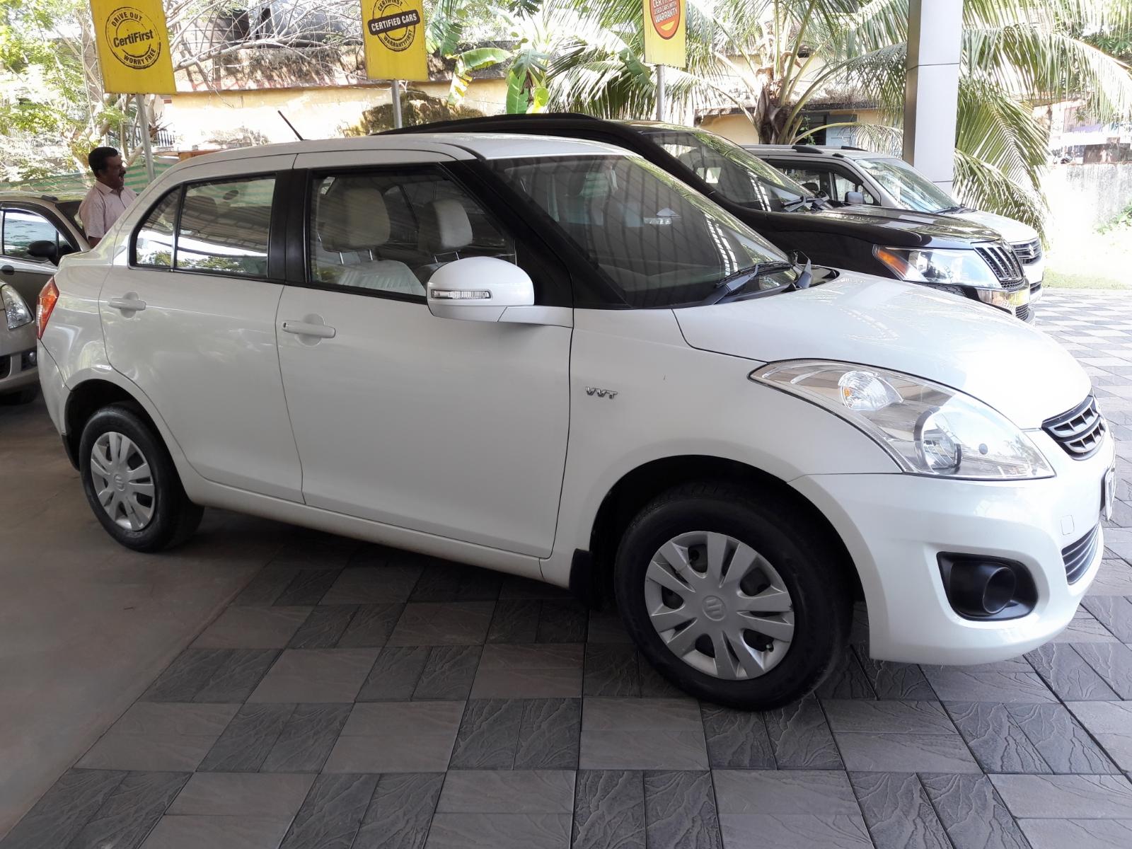 2014 Used Maruti Suzuki Swift Dzire VXI 1.2 BS IV